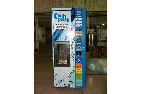 distributeur automatique pour eau jnd. Black Bedroom Furniture Sets. Home Design Ideas